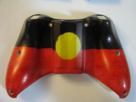 My xbox 360 controller 3 by TheTattooAnimator