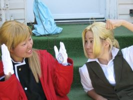 FMA - Two Brothers 3 by Hyokenseisou-Cosplay