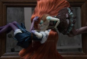 Looking glass by Bloodstained-Snow