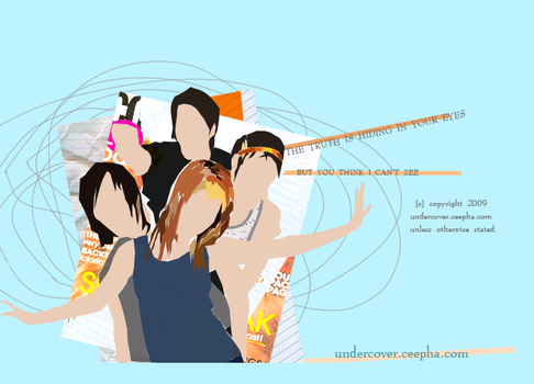 first layout on undercover by winterbabiixo0