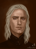 Viserys by Metalblackfae