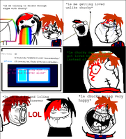 best meme comic ever: The not forever alone moment by Dysfunctional-H0rr0r