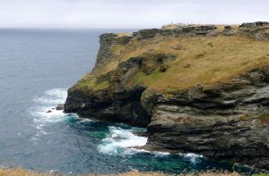 Tintagel by SapphireLovesTheSea