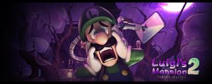Luigis Mansion Signature by Cre5po