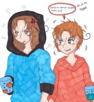 //APH// .:Starting the day:. by MrsCute-chan