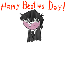 Happy Beatles Day! by LotusTheKat