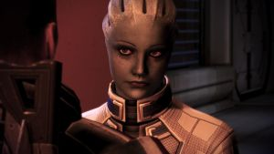 Liara T'Soni 12 by johntesh