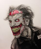 The New 52 Joker by MyaWho