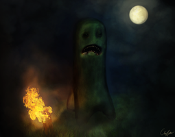 Creeper by cibb