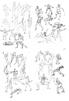 Gesture Stream 02 by sparksel