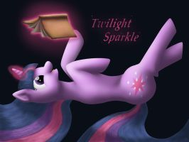 MLP Mane 6 Series - Twilight Sparkle by carolynmaples
