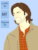 Carry On My Wayward Son by annogueras
