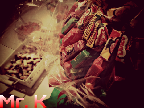 Demasiados dulces (Too much candys) by kjnewmaster