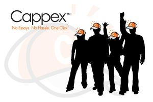Cappex Ad by DJCgHost