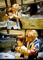 FFX: Goodbye by red-cluster