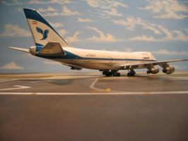 Takeoff For Tehran by TomCatDriver