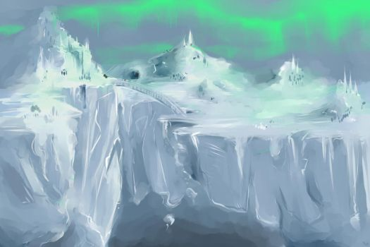 Northern Ice by Hori-Occhan