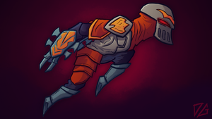 Zed Wallpaper By Diegothic by Diegothic