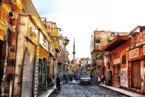 Street by YasserShaker