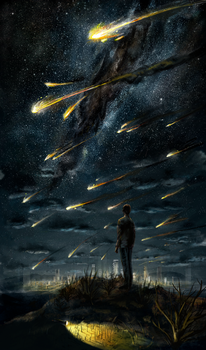 Meteor by BrandonStricker
