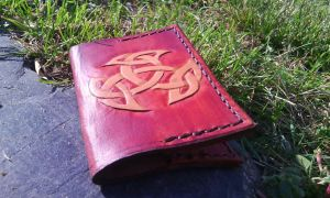 Couverture de carnet / Book Cover 2 by Arnya21