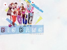 Lollipop Guys - Big Bang by satoo-yuki