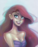 Ariel by DaveJorel