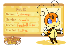 Pet ID Nuisance by CaptainButter