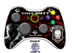 Black OPS 2 xbox 360 controller concept by chrisfurguson