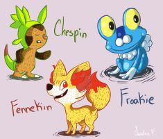 6th generation starters by procon-8