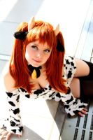 Mikuru Asahina - XVII by leashed-freak