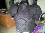 Targaryen Knight Cosplay - Chestplate Almost Done by Shadowclaimer