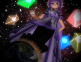 Pantyhose Patchy Punishing Puny Planet by Koirvon