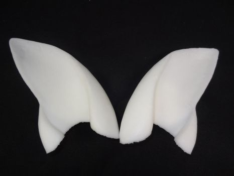 Foam Manokit Ears by DreamVisionCreations