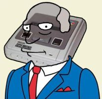 Super Nintendo Chalmers PAL by KyleMarsh