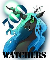 Queen Chrysalis - THANKS FOR 700 WATCHERS! by CosmicAcorn