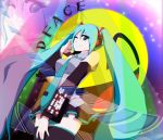 Hatsune Miku for 2MadFace by annria2002