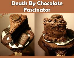 Death By Chocolate Fascinator 2 by ninja2of8