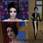 DGM Sim 7: Miranda Lotto by ShinigamiDanna