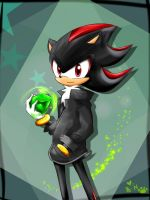 ::comm:: Shadow the hedgehog by Bureizu-Neko