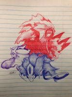 Legendary Dog Trio - Entei, Raikou, and Suicune by DStorm1771