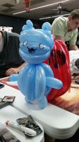 Catbug Balloon by DJdrummer