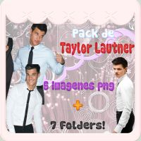 Taylor Lautner pack by kittymoon23