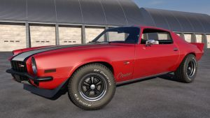 1970 Chevrolet Camaro Z28 by SamCurry