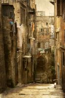 Tripoli Alleyway, Lebanon. by SDagher
