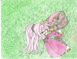 Watching an angel rest by PrincessKitty0709