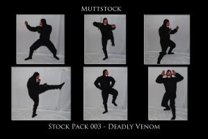 SP003 Deadly Venom by Muttstock
