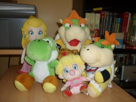 Other plushes by Sedna93
