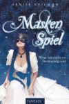 Book cover - Masken Spiel by Denise Reichow by CathleenTarawhiti