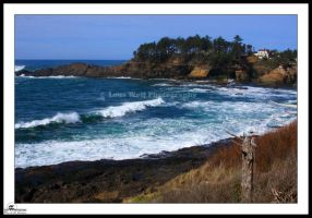Depoe Bay  001 by LoneWolfPhotography
